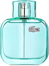 Парфюмерия и Козметика Lacoste Eau De L.12.12 Pour Elle Natural - Тоалетна вода