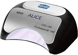 Парфюмерия и Козметика Лампа за нокти CCFL+LED - Ronney Profesional Alice Nail CCFL+LED 48w Lamp