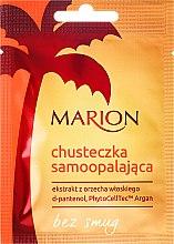 Парфюми, Парфюмерия, козметика Кърпички за тен за лице и тяло - Marion Handkerchief Self Tanning