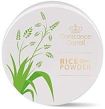 Парфюмерия и Козметика Насипна оризова пудра за лице - Constance Carroll Rice Loose Powder