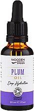 Парфюми, Парфюмерия, козметика Масло от ядки на слива - Wooden Spoon Plum Oil