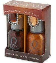 Парфюми, Парфюмерия, козметика Комплект лак за нокти - Orly Gems Ruby (nail/2х18ml)