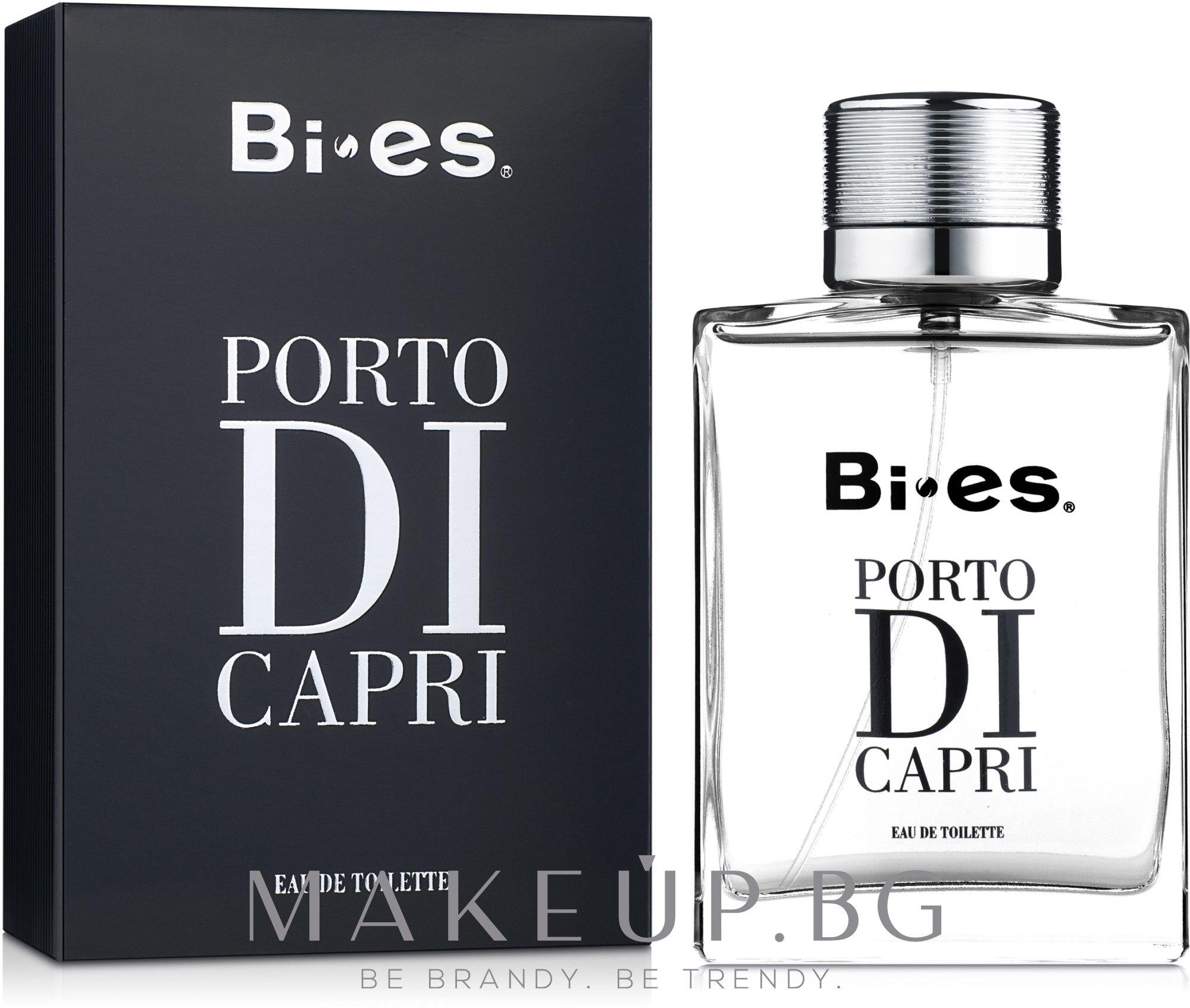 Bi-Es Porto Di Capri - Тоалетна вода — снимка 100 ml