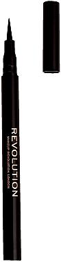 Водоустойчива очна линия - Makeup Revolution The Liner Revolution
