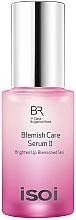 Парфюмерия и Козметика Серум за лице - Isoi Bulgarian Rose Blemish Care Serum II
