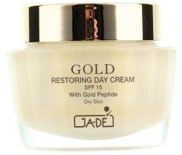 Парфюми, Парфюмерия, козметика Регенериращ дневен крем - Ga-De Gold Restoring Day Cream