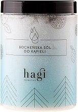 Парфюми, Парфюмерия, козметика Соли за вана с етерично масло от ела - Hagi Bath Salt