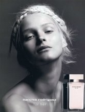Narciso Rodriguez For Her - Парфюмна вода ( тестер без капачка )  — снимка N3