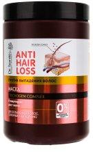 Маска за слаба и склонна към косопад коса - Dr. Sante Anti Hair Loss Mask — снимка N3