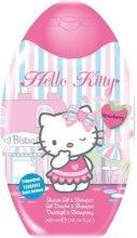 "Парфюми, Парфюмерия, козметика Шампоан-душ гел ""Hello Kitty"" - Disney Hello Kitty Shower Gel"