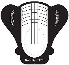 Парфюмерия и Козметика Шаблони за ноктопластика - Pierre Rene Professional Nail System