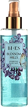 Bi-es Blossom Hills Sparkling Body Mist - Парфюмен мист за тяло с блестящи частици — снимка N3