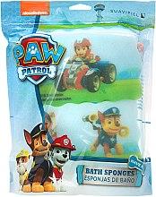 """Парфюми, Парфюмерия, козметика Комплект гъби за баня """"Пес патрул"""" - Suavipiel Paw Patrol Chase Ryder Rescue Racers Bath Sponge"""
