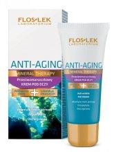 Парфюми, Парфюмерия, козметика Околоочен крем - Floslek Anti-Aging Mineral Therapy Eye Cream