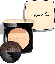 Парфюмерия и Козметика Chanel Les Beiges Healthy Glow Sheer Powder - Пудра за лице с озаряващ ефект