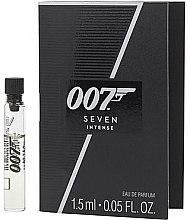 Парфюми, Парфюмерия, козметика James Bond 007 Seven Intense - Парфюмна вода (мостра)