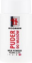Парфюмерия и Козметика Пудра за обем на косата - Hegron Hair Powder Volume&Lift