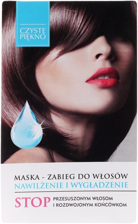 Хидратираща и изглаждаща маска за коса - Czyste Piękno