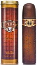 Парфюмерия и Козметика Cuba Brown - Тоалетна вода