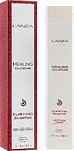 Парфюмерия и Козметика Дълбоко почистващ шампоан за боядисана коса - L'Anza Healing ColorCare Clarifying Shampoo