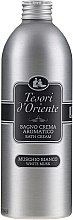 Парфюмерия и Козметика Tesori d`Oriente White Musk - Крем за вана