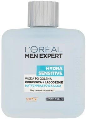 Афтършейв за след бръснене при чувствителна кожа - L'Oreal Paris Men Expert New — снимка N1