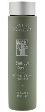 Шампоан-душ гел - L'erbolario Uomo Baobab Shampoo Doccia (мини) — снимка N2
