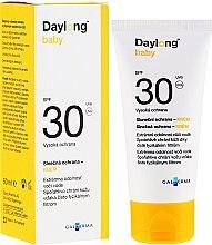 Парфюми, Парфюмерия, козметика Детски слънцезащитен крем за лице, за чувствителна кожа - Daylong Baby SPF 30