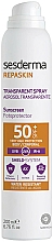 Парфюмерия и Козметика Слънцезащитен спрей за тяло - SesDerma Laboratories Repaskin Aerosol Spray SPF50
