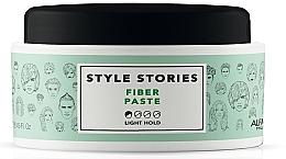 Парфюмерия и Козметика Матираща паста за коса с лека фиксация - Alfaparf Milano Style Stories Fiber Paste Light Hold