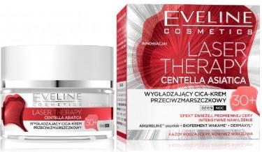 Крем за лице 30+ - Eveline Cosmetics Laser Therapy Centella Asiatica 30+