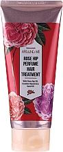 Парфюмерия и Козметика Балсам за увредена коса - Welcos Rose Hip Perfume Hair Treatment