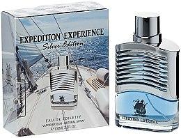 Парфюмерия и Козметика Georges Mezotti Expedition Experience Silver - Тоалетна вода