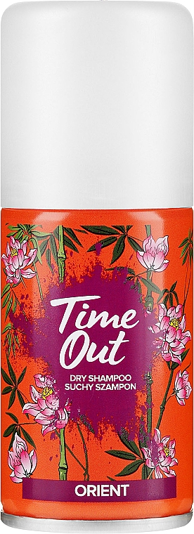 Сух шампоан за коса - Time Out Dry Shampoo Orient