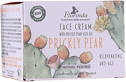 Парфюмерия и Козметика Регенериращ антистареещ крем за лице - Florinda Fico D'Inda Regenerate Anti Age Cream