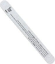 Парфюмерия и Козметика Двустранна пила за нокти 80/80, зебра - Peggy Sage 2-way Washable Nail File