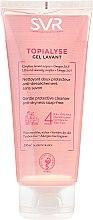 Парфюми, Парфюмерия, козметика Почистващ гел за лице при суха и чувствителна кожа - SVR Topialyse Gel Lavant