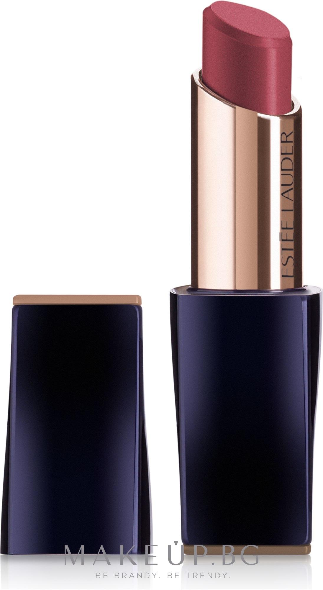 Червило за устни - Estee Lauder Pure Color Envy Shine Lipstick — снимка Blossom Bright