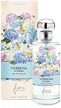 Парфюмерия и Козметика Saphir Parfums Flowers de Saphir Verbena & Lemon - Парфюмна вода