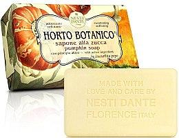 """Парфюмерия и Козметика Сапун """"Тиква"""" - Nesti Dante Horto Botanico Pumpkin Soap"""