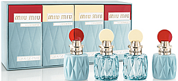Парфюми, Парфюмерия, козметика Miu Miu Miu Miu - Комплект парфюмна вода (2xedp/7,5ml + 2xedp/7,5ml)