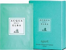 Парфюмерия и Козметика Acqua Dell Elba Sport - Парфюмни кърпички