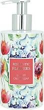 Парфюмерия и Козметика Течен крем-сапун - Vivian Gray Romantic Flowers Cream Soap