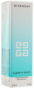 Почистващо масло за лице - Givenchy Clean It Silky Divine Cleansing Oil