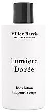 Парфюмерия и Козметика Miller Harris Lumiere Doree - Лосион за тяло