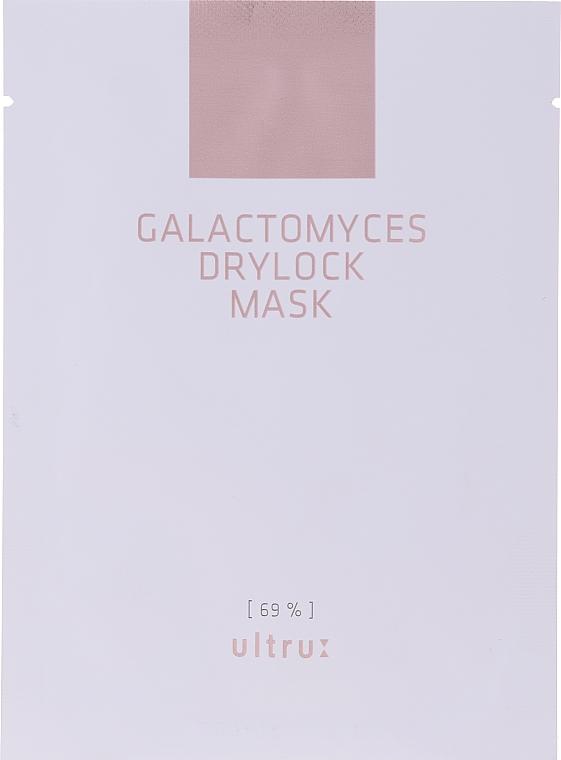 Хидратираща памучна маска за лице с галактомицес - Ultru I'm Sorry For My Skin Galactomyces Drylock Mask — снимка N1