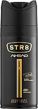 Парфюмерия и Козметика Str8 Ahead - Дезодорант спрей
