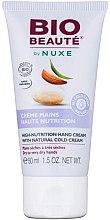 Парфюмерия и Козметика Крем за ръце - Nuxe Bio Beaute High Nutrition Hand Cream