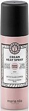 Парфюмерия и Козметика Термозащитен крем спрей за коса - Maria Nila Style & Finish Cream Heat Spray