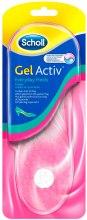 Парфюмерия и Козметика Силиконови стелки за обувки - Scholl Gel Activ Everyday Heels